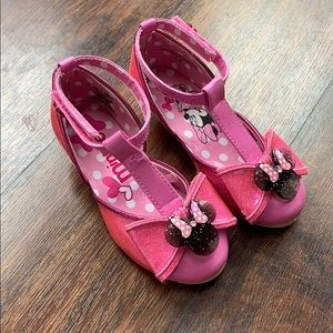 Minnie Mouse dress up shoes size 7/8